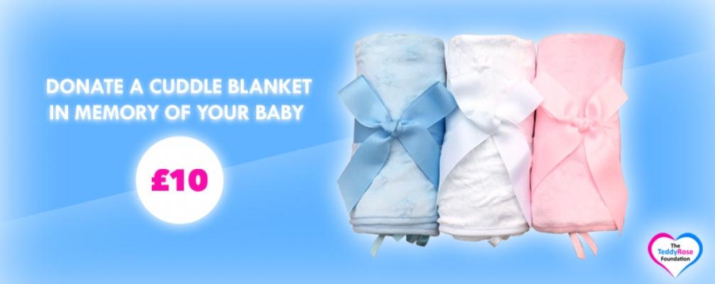 Cuddle Blankets